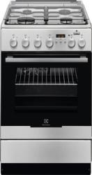 Aragaz mixt Electrolux EKK54950OX, 50 cm, inox, Plus Steam